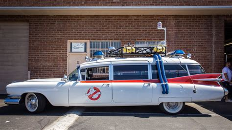 Ecto One Car by Ghostbusters Ecto 1 Replica Car
