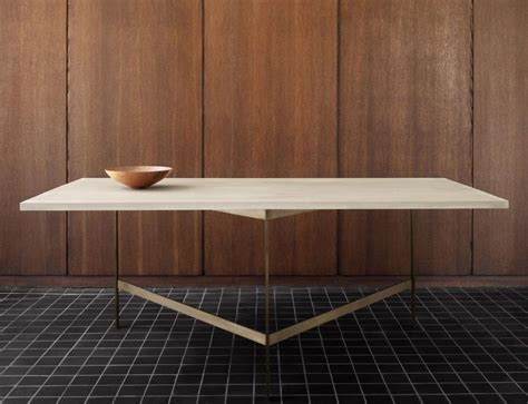 plank dining table bassamfellows plank dining tables