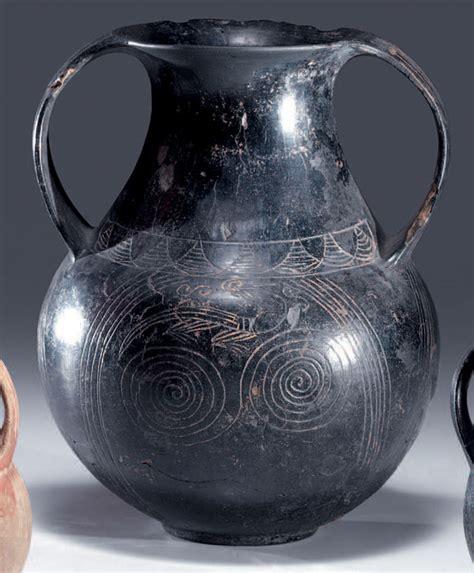 vasi etruschi buccheri pandolfini reperti archeologici ottobre 2009 281
