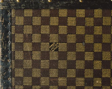 Damier Pattern History | louis vuitton history