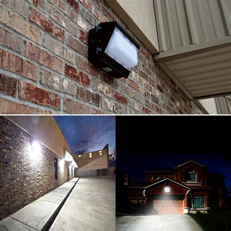 Wall Pack Lighting Fixtures Exterior Kawell 24w Led Wall Pack Lighting Fixtures Outdoor Wall Light Oregonuforeview