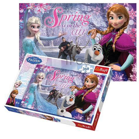 Best Terlaris Puzzle Jigsaw Frozen 100 Pcs Sni trefl 260 elsa disney frozen