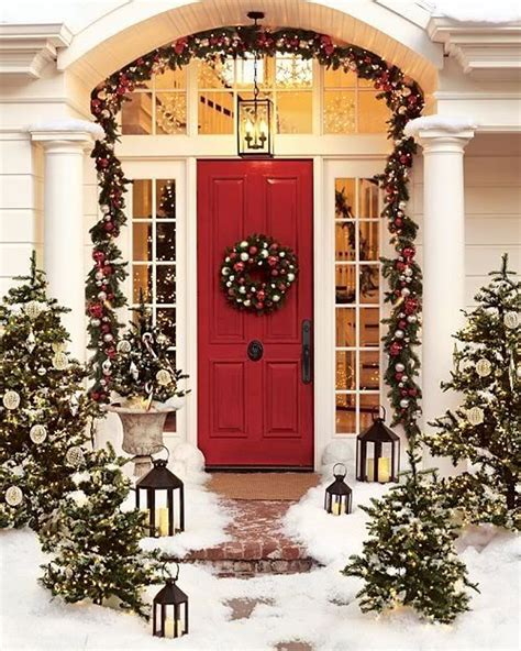 entrance decor ideas for home interior gorgeous ideas for your interior christmas