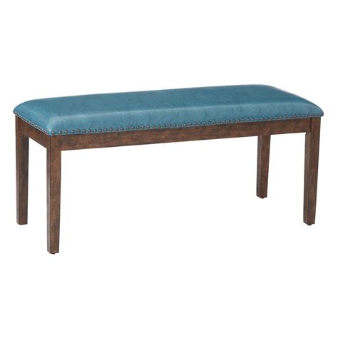 blue bench safavieh hton blue bench hud8239c the home depot