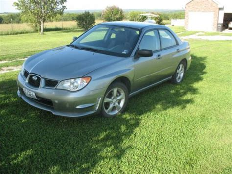 automobile air conditioning repair 1995 subaru impreza navigation system sell used 2007 subaru impreza sedan 4 door 2 5l in gallatin missouri united states for us