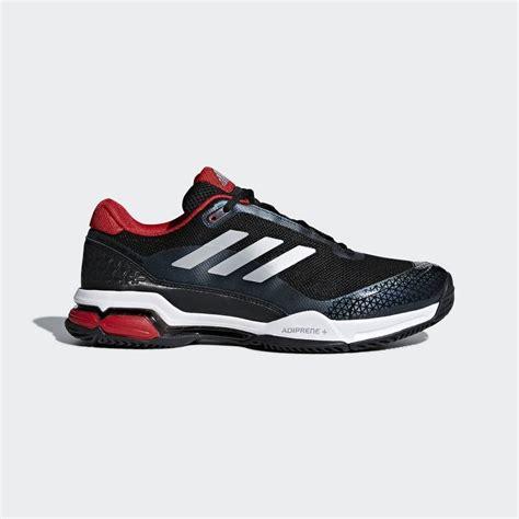 adidas mens barricade club tennis shoe 2018 gannon sports