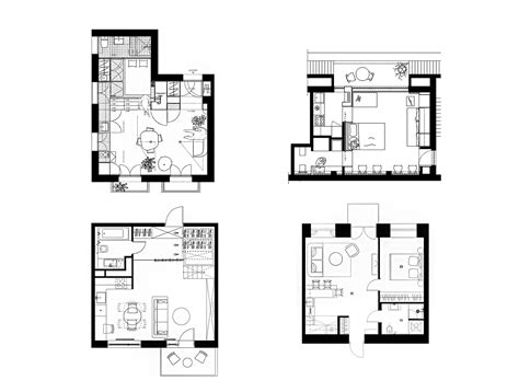 home design exles house plans 50 square meters 26 more helpful exles of small scale living archdaily