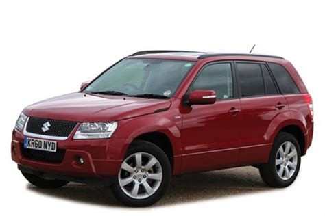 Used Prices by Suzuki Grand Vitara Estate From 2005 Used Prices Parkers