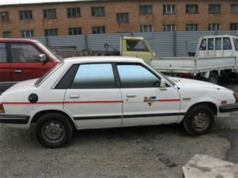 1985 subaru leone for sale
