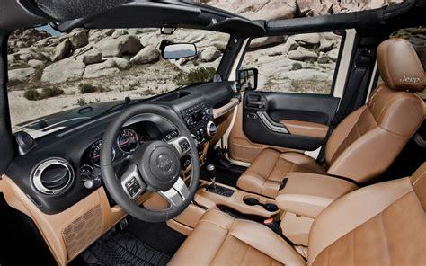 2011 jeep wrangler mojave interior