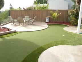 Backyard Mini Golf Course » Home Design
