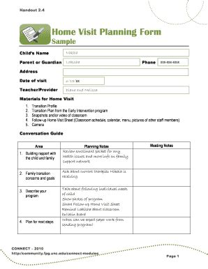 fillable handout 2 4 home visit planning form