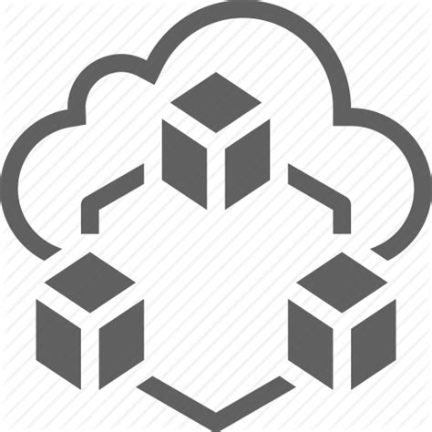 bid web big big data cloud cloud app data file server icon