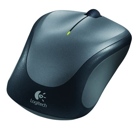 Mouse Logitech Wireless M235 wireless mouse m235 kwikzilver logitech muizenshop nl