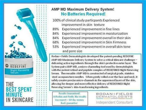 pros of rodan fields proven results with the amp md roller rodan fields