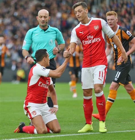 alexis sanchez and mesut ozil this is what alexis sanchez and mesut ozil are demanding
