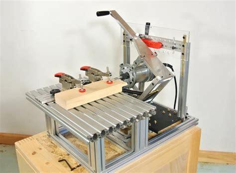 Buy A Pre Built All Metal Pantorouter Woodshop Tools