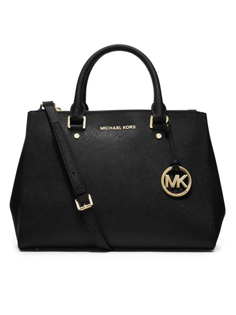 M Hael Kors Saffiano michael michael kors sutton medium saffiano leather