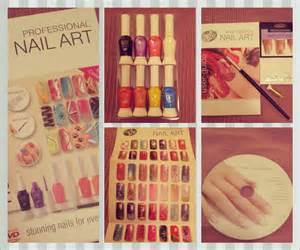 Nails a step by step dvd and user guide showing nail art tips and