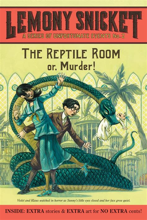 the reptile room a series of unfortunate events at the lemony snicket wiki