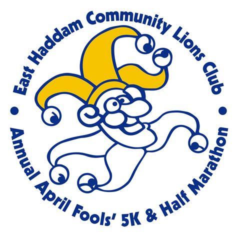 East Haddam Community Lions Club April Fools 5k And 1 2 Marathon Race Reviews Moodus Connecticut Lions Club Letterhead Template