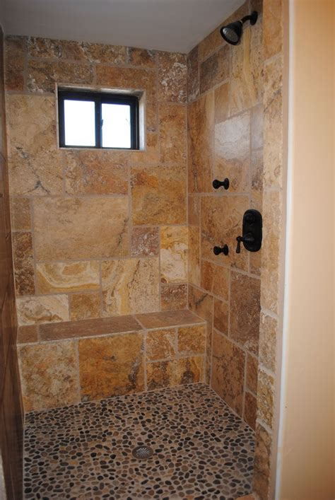 travertine tile bathroom shower 17 best images about scabos travertine gold on pinterest