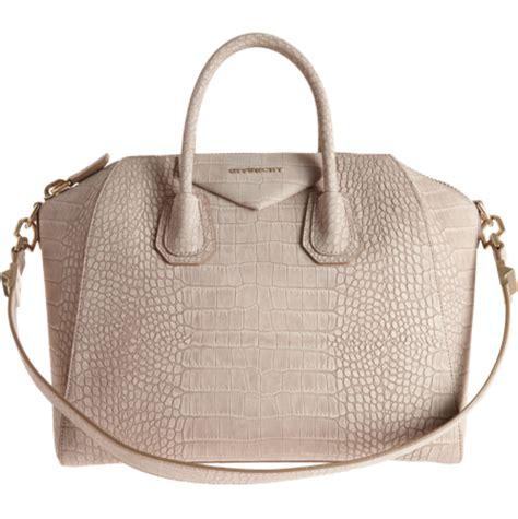Bag Givenchy Antigonna Croco palermo and givenchy antigona bag embossed or