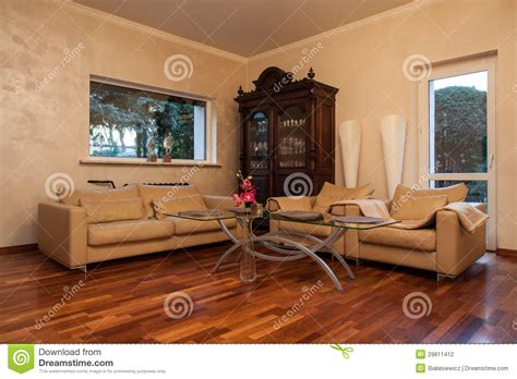 cloudy room cloudy home living room stock photography image 29811412