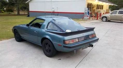 find used 1985 mazda rx 7 gs coupe 2 door 1 1l in stedman north carolina united states for us