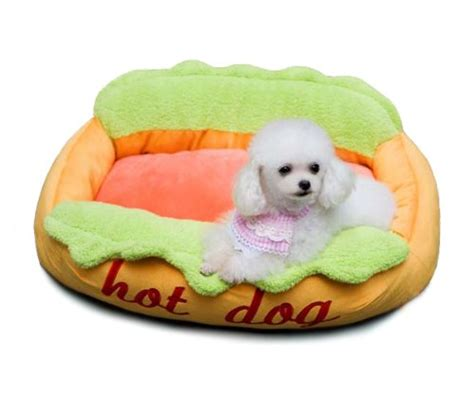 hot dog dog bed christmas gift ideas for pets christmas celebrations