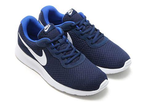 Nike Air Tanjun Trainer Midnight Navy blue womens nike tanjun shoes