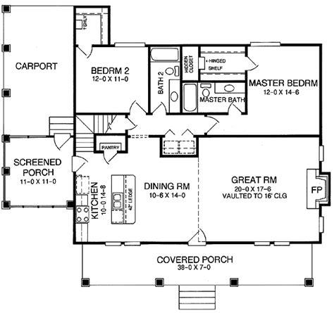adirondack style home plans adirondack style getaway 5433lk 1st floor master suite