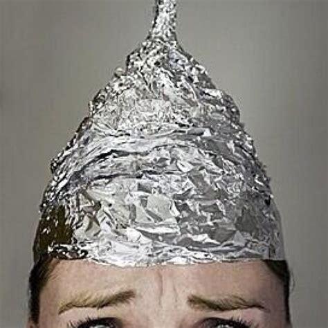 Aluminium Foil Hati tin foil hat emma51529972