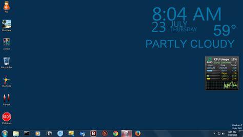 Calendar Desktop Gadget Windows 7 Search Results For Themes Clock And Calendar