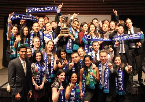 Of Calgary Mba Tuition by A Comeback Year For Schulich In National Mba The