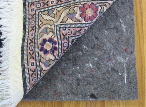 rug pads los angeles best underlay floor protection la