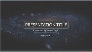 themed powerpoint templates space powerpoint template 7879 free powerpoint space