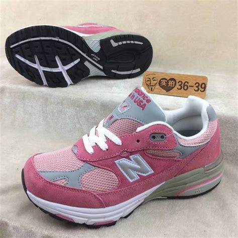 new balance wr993km pink womens running shoes shoesmass