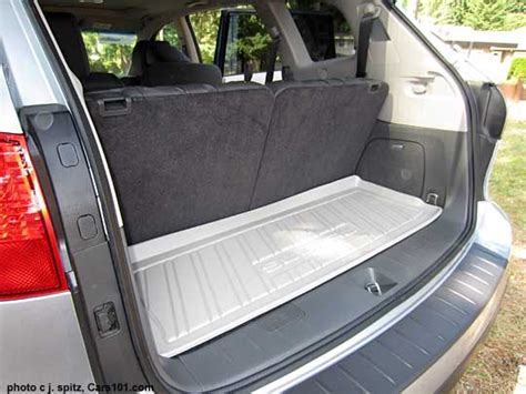Subaru Forester Seating by Subaru Forester Seating Third Row Brokeasshome