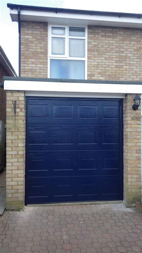 blue garage door 42 best images about hormann sectional garage doors on