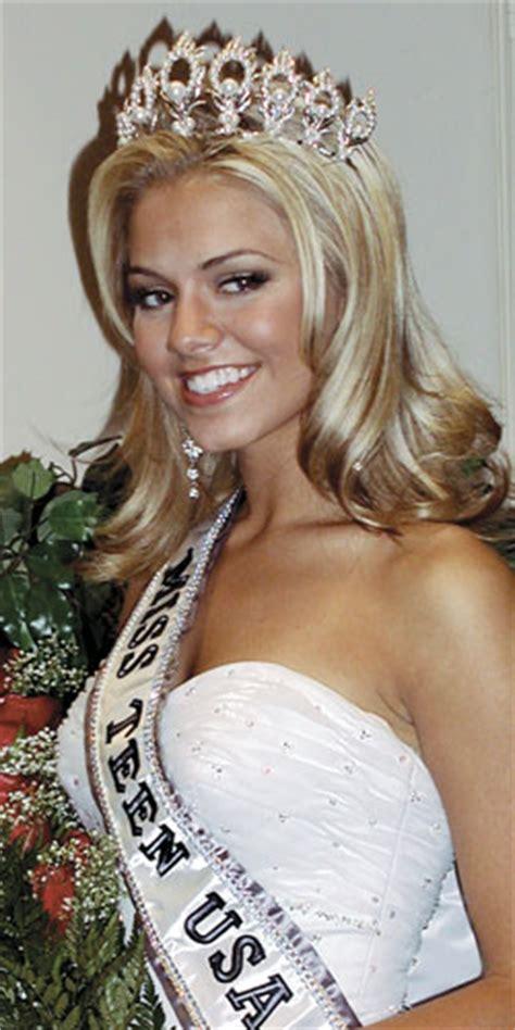Blair Wins Miss Usa 2006 pageantry magazine pageants fashion