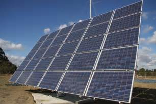 Solar Power The World Today Solar Panel Manufacturer Says Sun