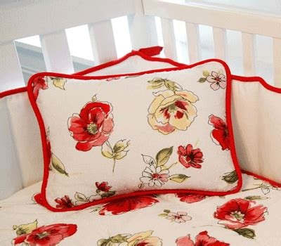Poppy Crib Bedding Poppy Bedding
