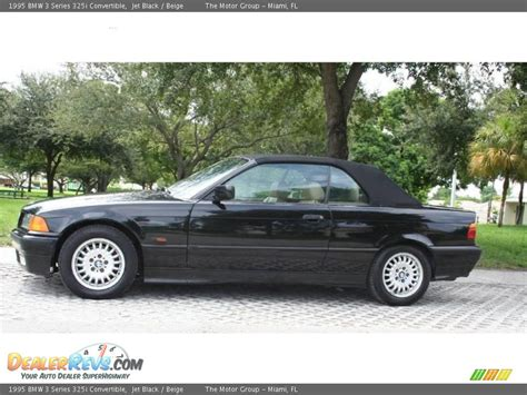 1995 bmw 325i convertible 1995 bmw 3 series 325i convertible jet black beige photo