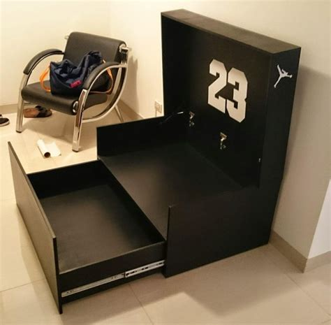 sneaker box storage 86 best images about kenny s cave on
