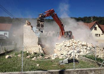 Cout De Demolition Maison 4361 by Estimation Cout Demolition Maison Ventana