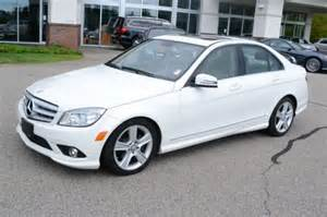 Mercedes Nh Mercedes C Class 2010 New Hshire Pictures Mitula