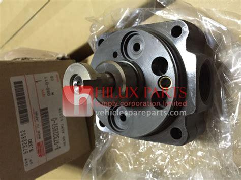 Injektor Dmax Denso 4jj1 8 97322852 0 genuine isuzu 4jj1 tc injection rotor