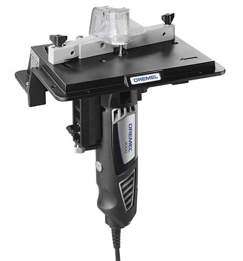 dremel shaper router table  attachment add  cut shape