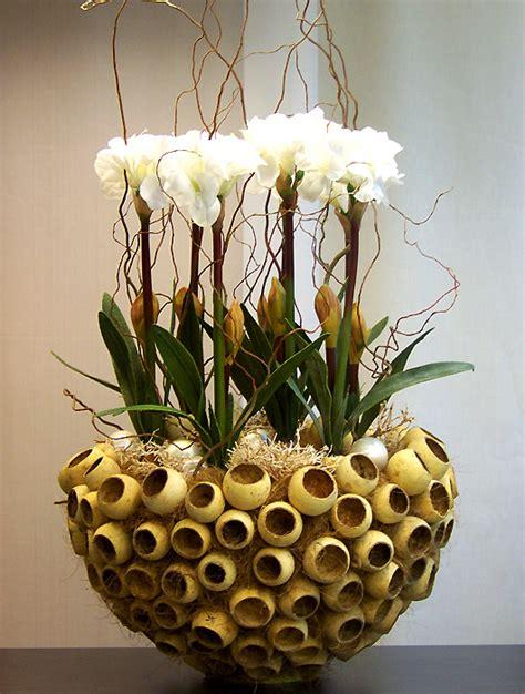 schlafzimmer arrangements floristry decoration floristik pflanzen